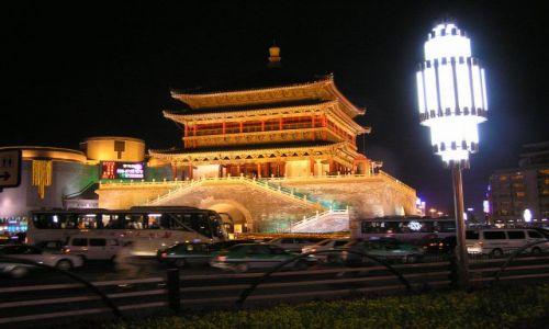 CHINY / brak / Xi'an / Wieża bębnów