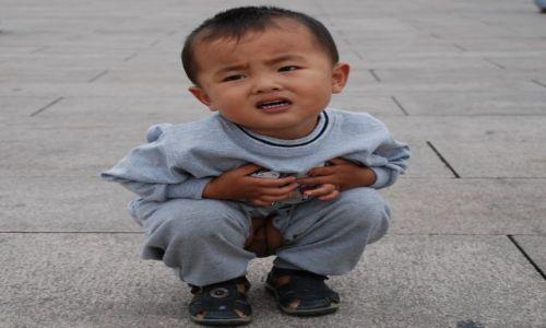 Zdjecie CHINY / Chiny / Plac Tiananmen / Plac Tiananmen inaczej...
