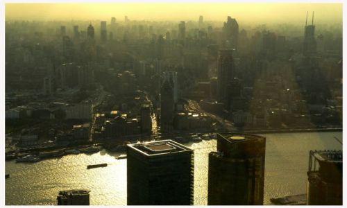 Zdjęcie CHINY / brak / Shanghai / Widok z Jin Mao