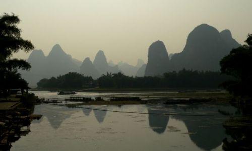 Zdjęcie CHINY / Guangxi / Guilin / Guilin