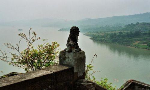 Zdjęcie CHINY / Chongqing She / Wushan / Jangcy 6300 km