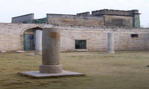 Zdjęcie CHINY / Fujian / Xiamen i Quanzhou / Ruiny meczetu w Quanzhou