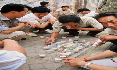 Zdjecie CHINY / Chiny / Xi'an / Sprzedaż karaluchów na wyścigi
