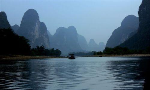 Zdjecie CHINY / brak / Rzeka Li / Chiny