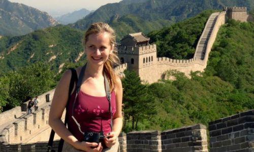 Zdjęcie CHINY / brak / Wielki Mur / Chiny Wielki Mur