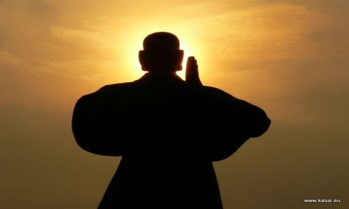 CHINY / brak / Klasztor Shaolin / Chiny Shaolin