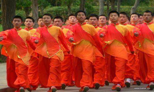 Zdjęcie CHINY / brak / Klasztor Shaolin / Chiny Shaolin