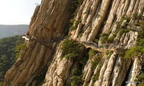 Zdjecie CHINY / brak / Klasztor Shaolin / Chiny Shaolin fantastyczne góry