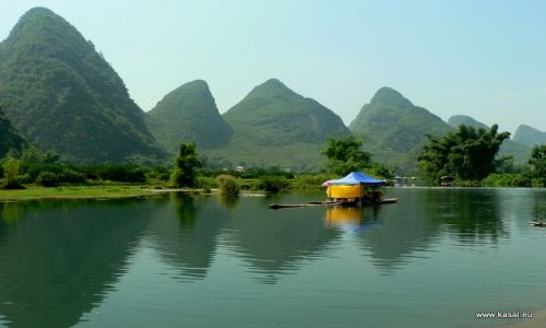 Zdjecie CHINY / brak / Yangshuo / Chiny Yangshuo