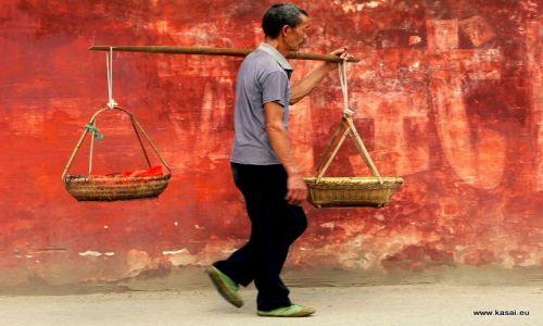 Zdjęcie CHINY / brak / Yangshuo / Chiny – Yangshuo i jego mieszkańcy