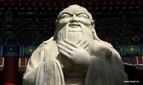 CHINY / brak / Pekin  / Chiny Pekin Konfucjusz