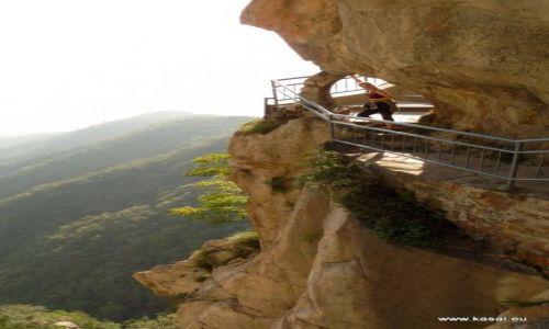CHINY / brak / Klasztor Shaolin / Chiny Shaolin fantastyczne góry z chińskimi wygodami