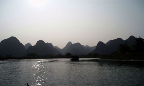 Zdjecie CHINY / Guilin / Li River / Li River