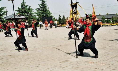 CHINY / Shaanxi / Xian / Wojownicy Cesarza