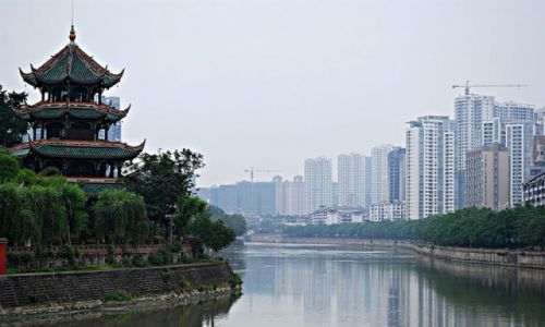 Zdjecie CHINY / brak / Chengdu /