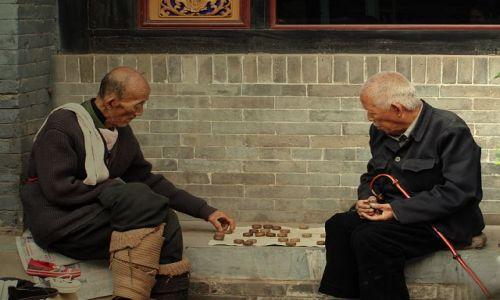 Zdjęcie CHINY / brak / CHINY / powszechny widok na chinskich uliczkach