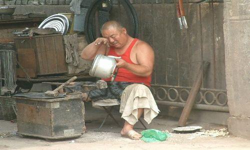 Zdjecie CHINY / brak / Pingyao / WorkHard