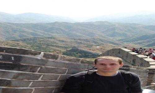 Zdjecie CHINY / - / Okolice Pekinu / Na Wielkim Murze w Badaling
