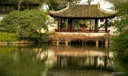 CHINY / - / Suzhou Ogr�d Pokornego Zarz�dcy / Suzhou ogr�d