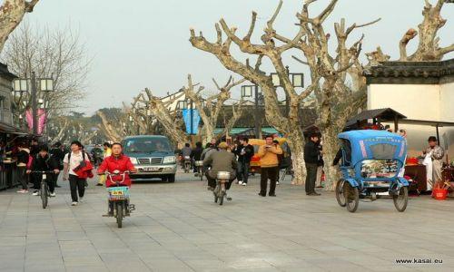 CHINY / - / Suzhou / Suzhou ulica