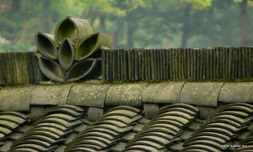 CHINY / - / Wioska Longjing / Hangzhou - Wioska Longjing