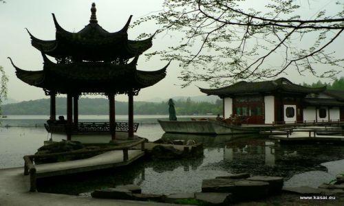 CHINY / - / Hangzhou / Hangzhou - Jezioro Zachodnie