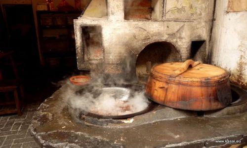 CHINY / - / Wuzhen / Wuzhen - kuchnia