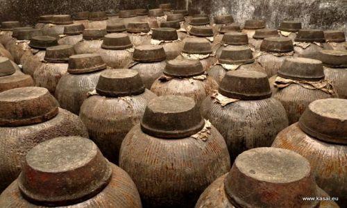 CHINY / - / Wuzhen / Wuzhen - wino ryżowe