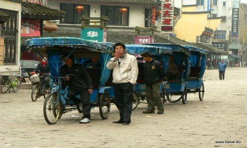 CHINY / - / Wuzhen / Wuzhen - riksze