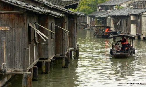 CHINY / - / Wuzhen / Wuzhen - kanał