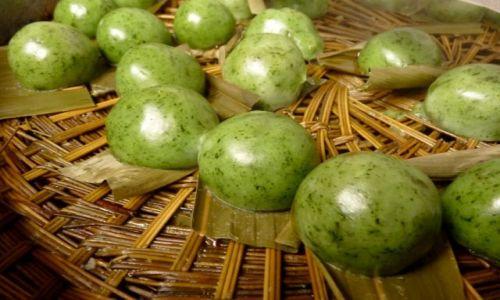 CHINY / - / Wuzhen / Kulinarnie - coś z ryżu
