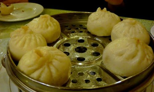 CHINY / - / Chengde / Kulinarnie - dumplingi