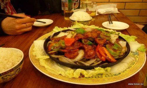 CHINY / - / Pekin / Kulinarnie - smakołyki