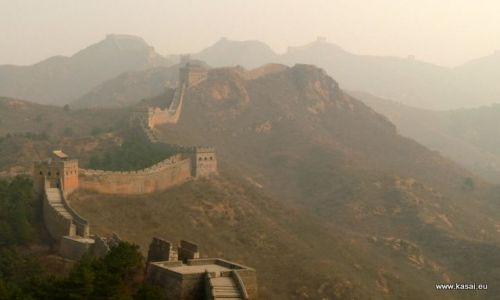 CHINY / - / Jinshanling – Simatai  / Wielki Mur