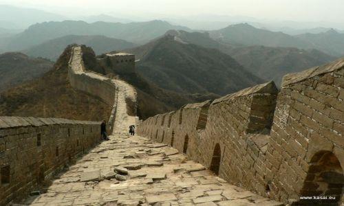 CHINY / - / Jinshanling Simatai / Wielki Mur