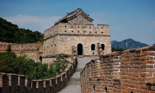 Zdjecie CHINY / - / Mur Chiński / Great Wall of China
