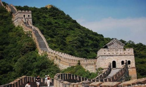 Zdjecie CHINY / - / Mur Chiński / Great Wall of C