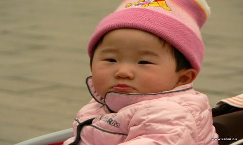 CHINY / - / Pekin / Pekin - maluch