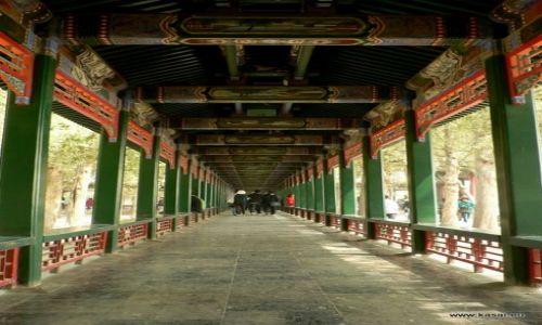 CHINY / - / Pekin / Pekin - Pałac Letni