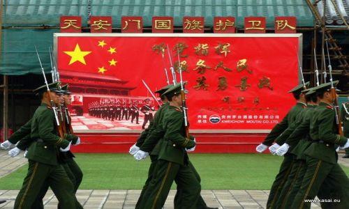 CHINY / - / Zakazane Miasto / Pekin - musztra