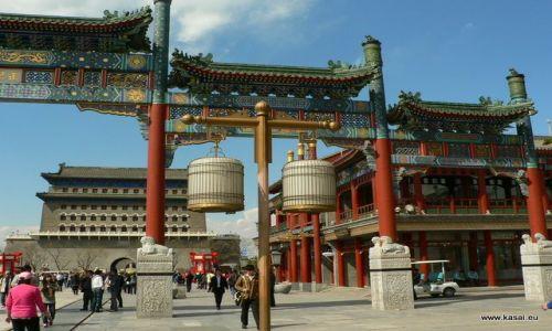 Zdjecie CHINY / - / Hutongi / Pekin