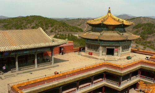 CHINY / - / Chengde / Chengde - Świątynia Putouozhongsheng