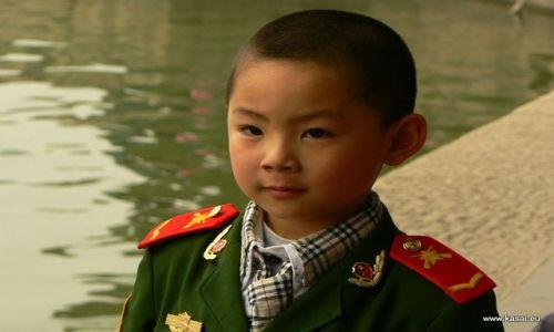 CHINY / - / Pekin / Chiny - ludzie