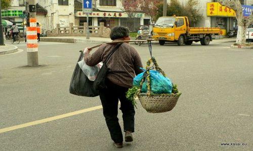 CHINY / - / Chiny / Chiny - ulica