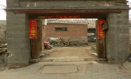 Zdjecie CHINY / - / Pekin - hutongi / Konkurs