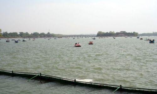 Zdjecie CHINY / - / PEKIN / Jezioro Kunming