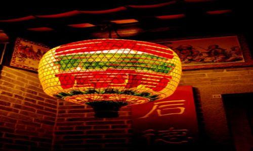 Zdjęcie CHINY / - / - / Światełko