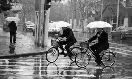 Zdjecie CHINY / - / - / Na rower