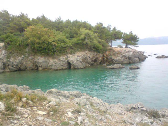 chorwacja wyspa pag novalja noclegi domki prywatne