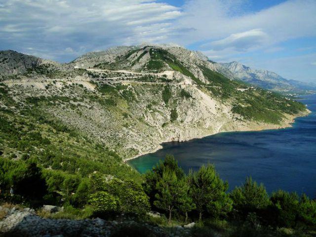Zdjęcia: Makarska, W DRODZE, CHORWACJA
